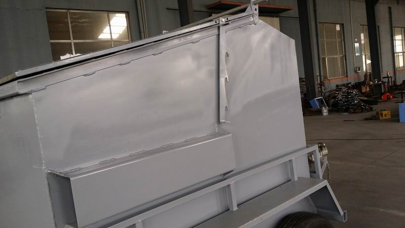 Trailer Skip Tipper Trailer Tipper Trailer Bins Mobile