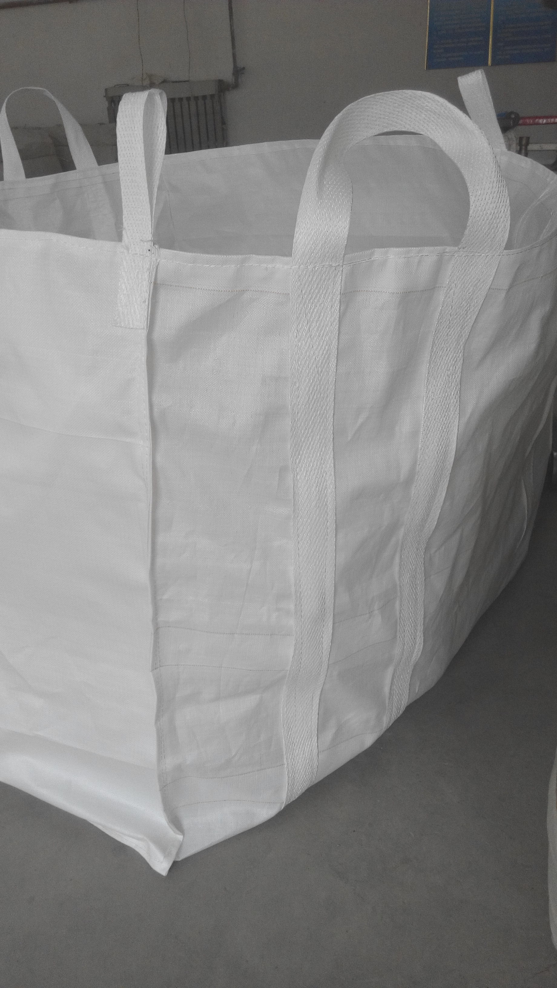 Polypropylene Woven Jumbo Bag Newbridge Services