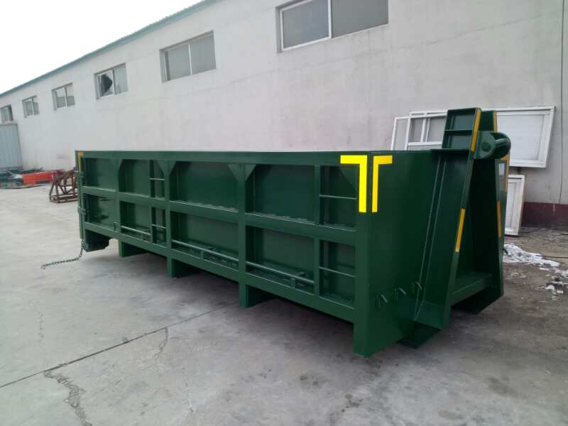 15M3 SUPER HEAVY DUTY HOOK LIFT BIN