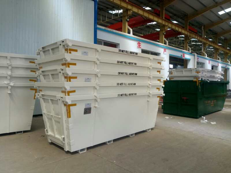6M3 HEAVY DUTY SKIP BINS