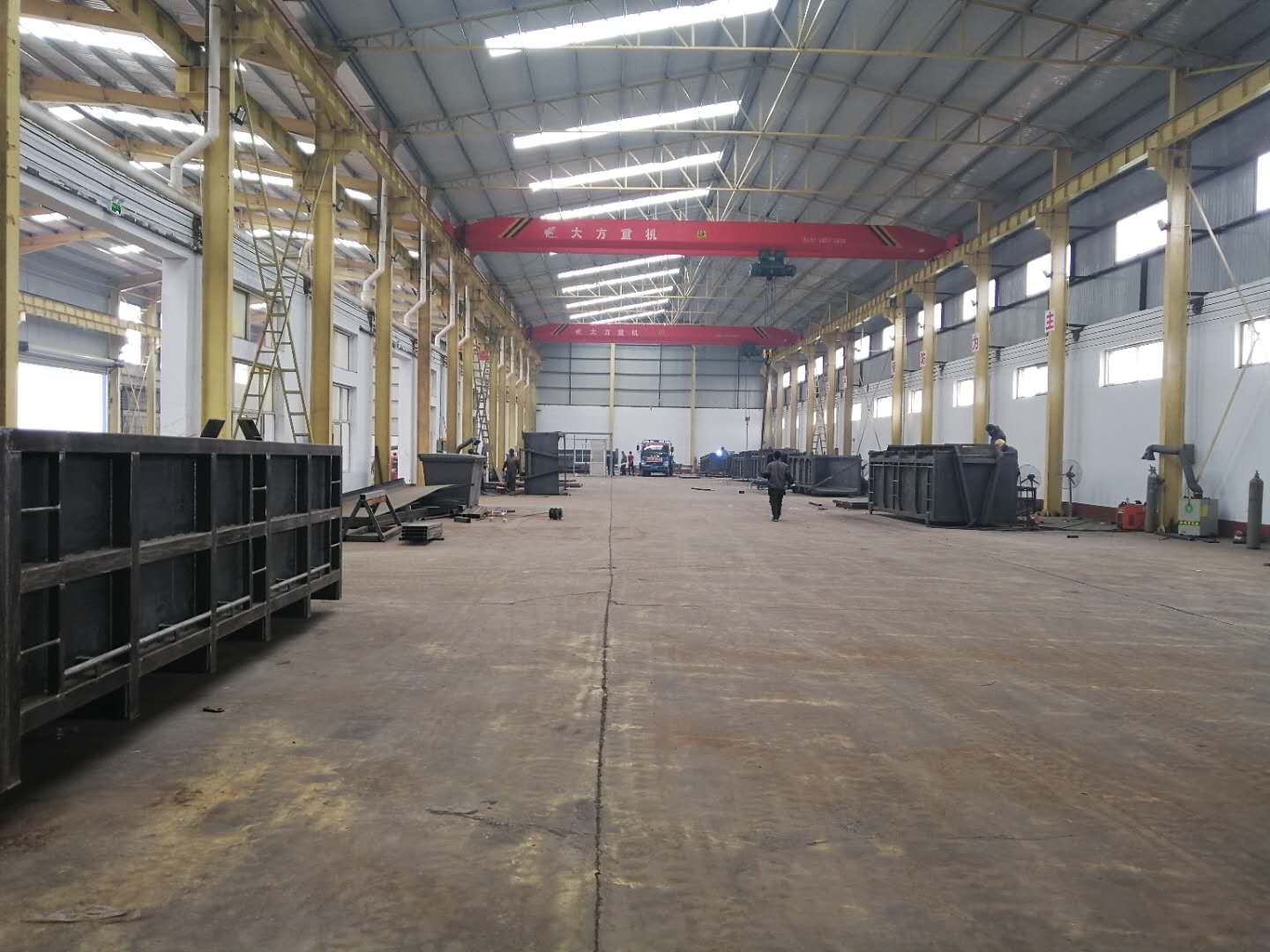 4,500M2 OF PRODUCTION AREA